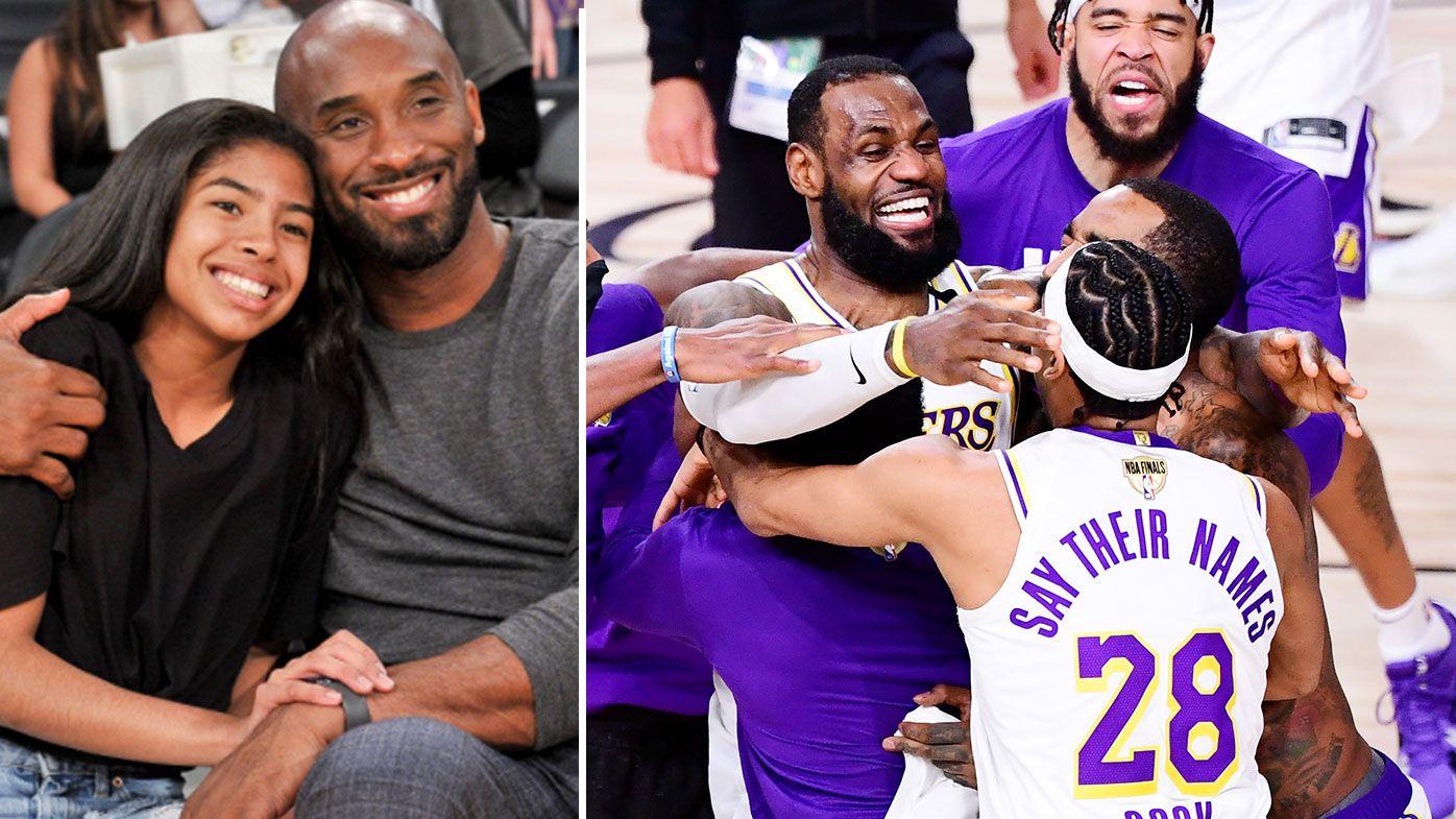 'Wish Kobe and Gigi were here': Kobe Bryant's widow Vanessa pens heartbreaking tribute