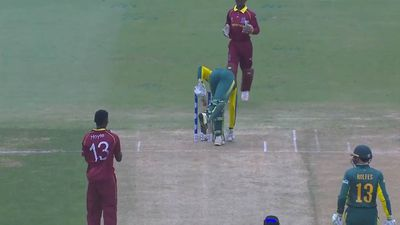 Cricket: Shane Warne and Michael Vaughan furious at 'disgraceful' obstruction dismissal at the Under-19 World Cup