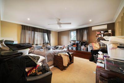 Faye's Bedroom — Before