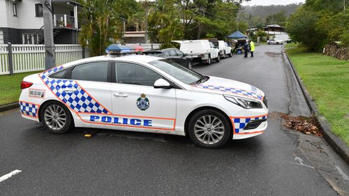 Police were called to the home just after 6am today. (AAP)
