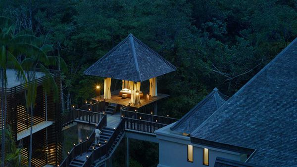 Spa review: Tales of a massage rookie at Gaya Island Resort, Borneo