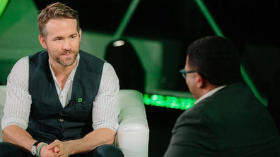 Ryan Reynolds interview