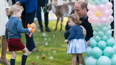 Prince George, September 2016