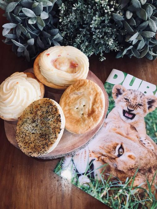 Dubbo's Village Bakery Cafe will be looking to serve up some of its best pies and pastries to the Royal couple