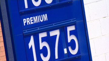 Petrol prices shoot up
