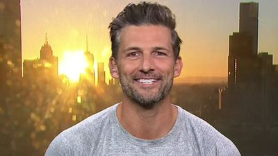 Exclusive: Tim Robards spills on his wedding with Anna Heinrich: 'It couldn't have been more perfect'
