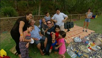 New Year's Eve fever hits Sydney suburbs