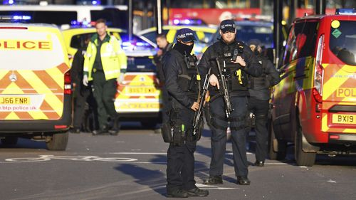 Terror checks intensify as London attack enters election fray