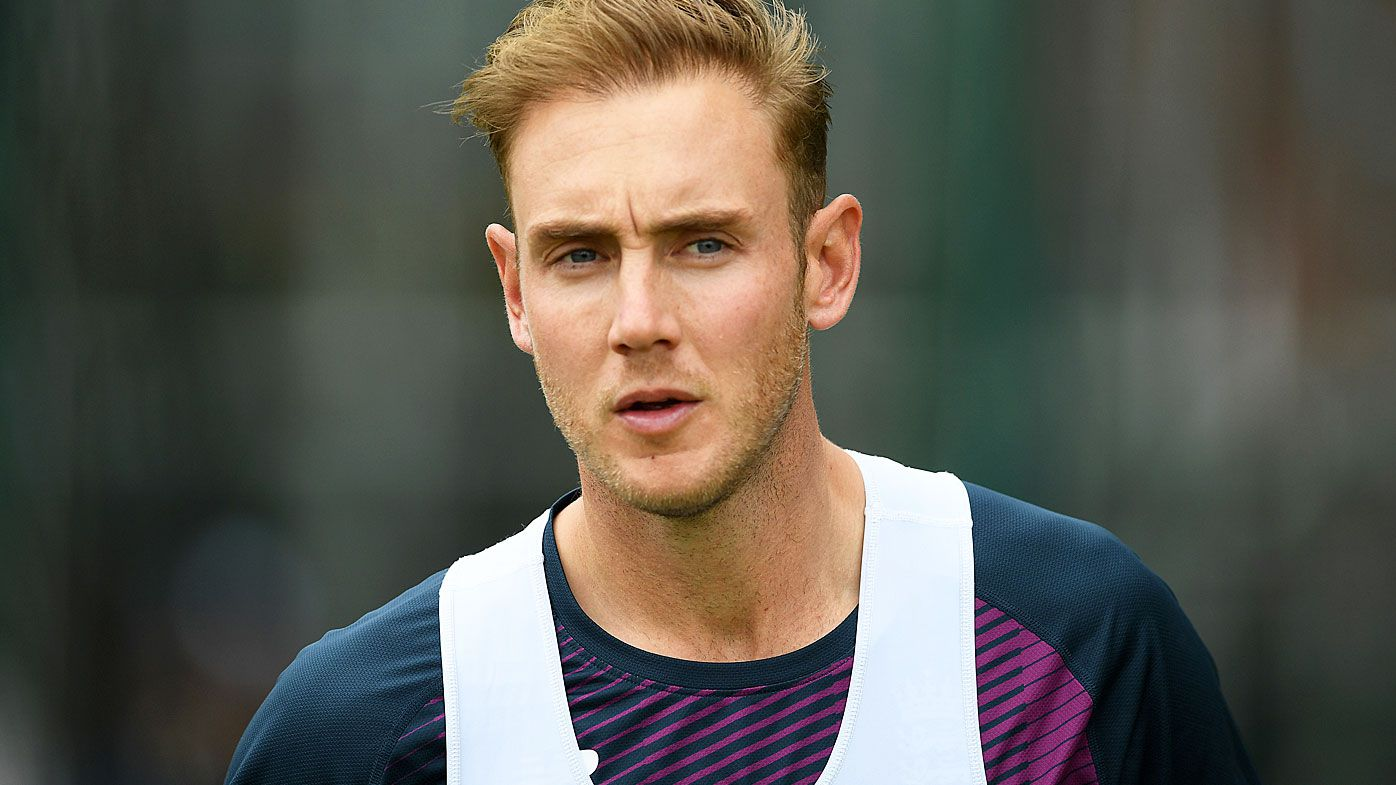 Stuart Broad fires shot at 'poor' Aussies ahead of fourth Test