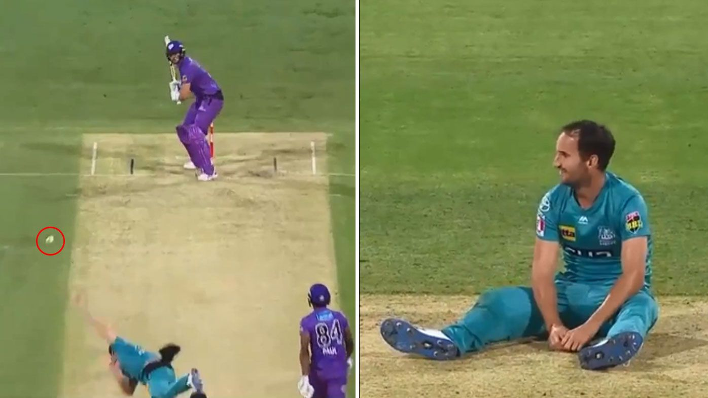 Brisbane Heat denied BBL win after 'extraordinary' final delivery run out