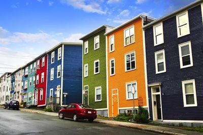 <strong>St John's, Newfoundland, Canada</strong>