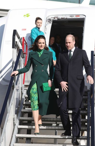 Kate Middleton Prince William royal tour of Ireland day one
