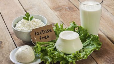 <strong>...for lactose-free alternatives.</strong>