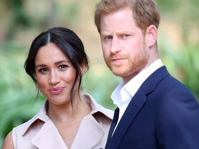 The Duke and Duchess of Sussex announce they are 'taking a break' - November 2019