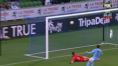 McCormack keeps City on top of A-League