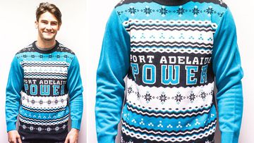 AFL football club unveils the ugliest supporters' jumper Australia has ever seen