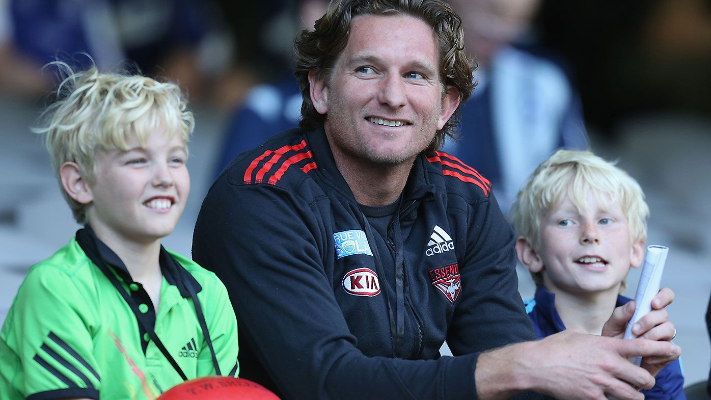 James Hird 'shocked' by son Tom's decision to pursue AFL football career