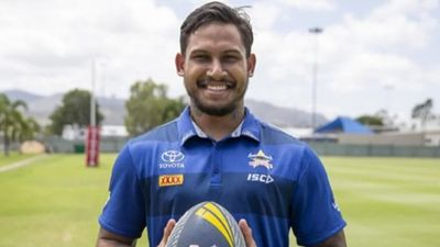 North Queensland Cowboys welcome Ben Barba after UK stint