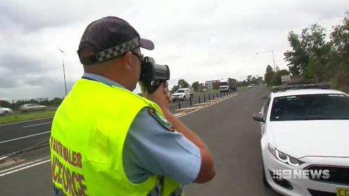 More police will be on the roads across the country this festive season.