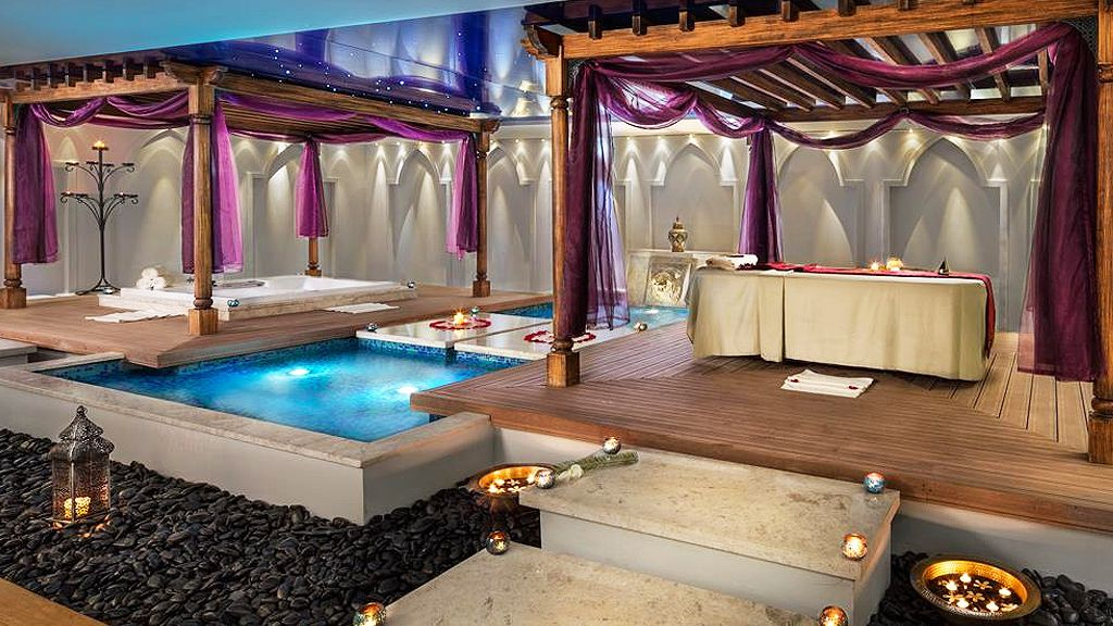 Talise Ottoman Spa at Jumeirah Zabeel Saray Hotel (Jumeirah)