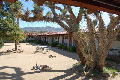 <strong>The Joshua Tree Inn, California</strong>