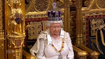 The timing of the latest Royal drama couldn't be worse, with increasing fears for the Queen's health.