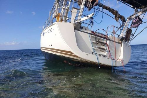 Hunt for alleged $1bn cocaine yacht owner leads to secretive Cook Islands trust