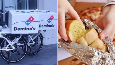 Domino's launches free garlic bread offer for Sydney customers