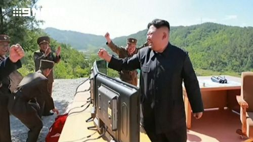 North Korea is already facing heavy sanctions from its regional neighbours. (Supplied)