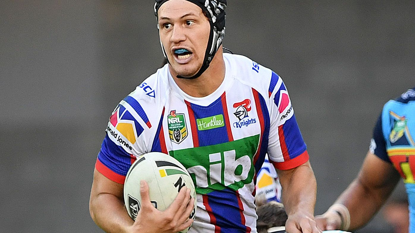 Young gun Kalyn Ponga in doubt for Knights clash