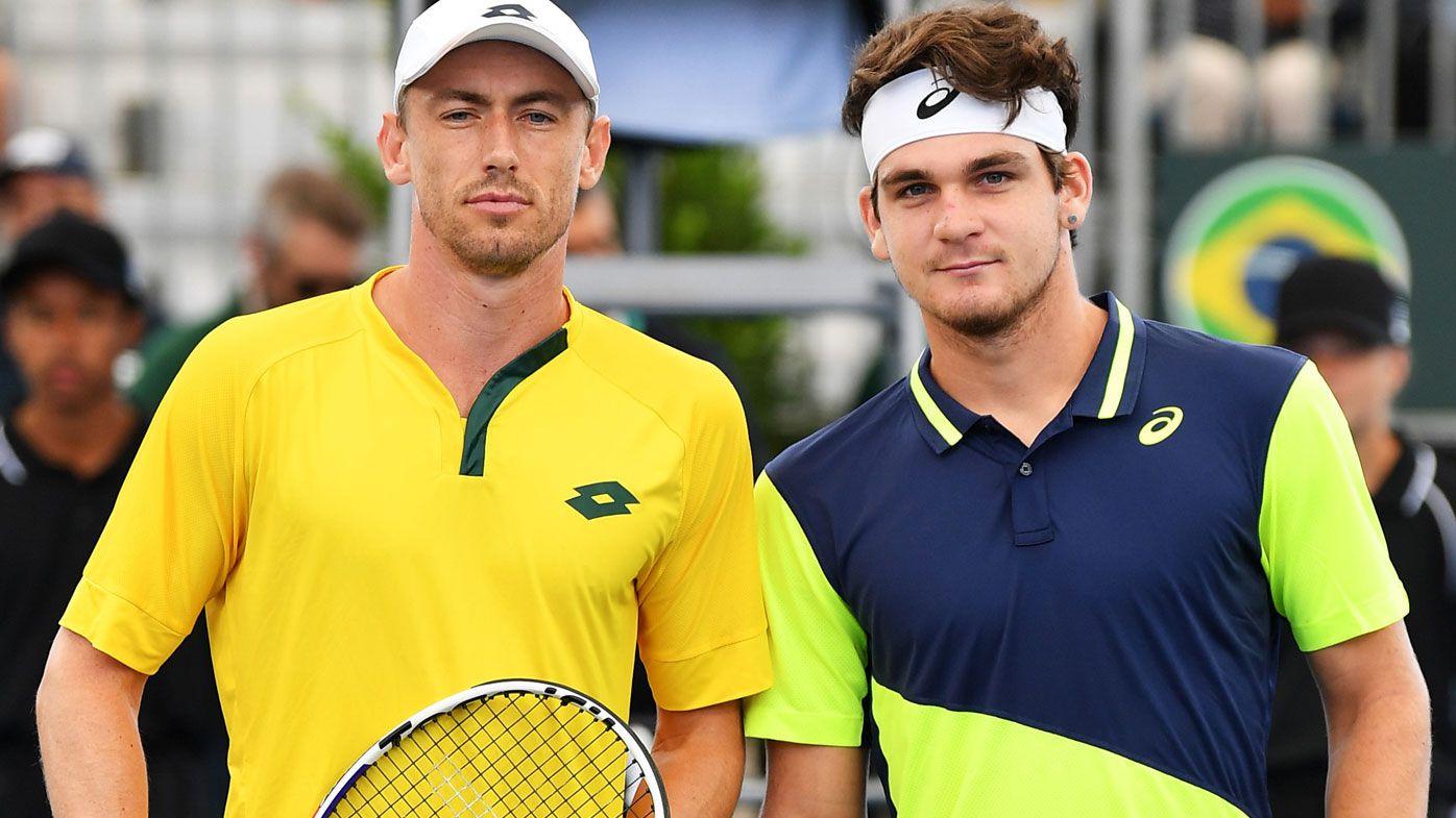 Tennis fears after Thiago Seyboth Wild gets coronavirus, last played Aussie John Millman