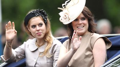 "Eugenie is very close to her sister, <a href=""https://honey.nine.com.au/2017/08/07/14/19/princess-beatrice-pictures/3"">Princess Beatrice</a>"