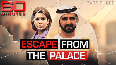 Escape from the Palace: Part three