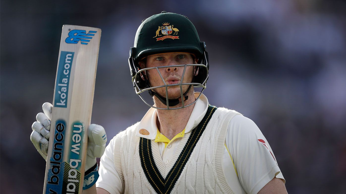 Smith puts Australia on verge of Ashes glory at Old Trafford