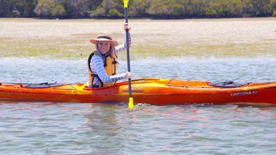 Adelaide Dolphin Kayak