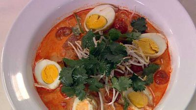"<a href=""http://kitchen.nine.com.au/2016/05/19/12/26/roast-pumpkin-laksa"" target=""_top"">Roast pumpkin laksa</a> recipe"