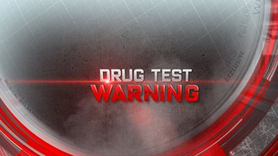 Drug test warning