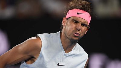 Rafael Nadal retires from quarter-final over hip issue