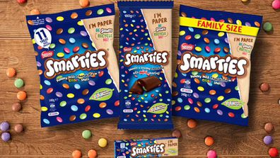 The crazy change to Smarties that we didn't see coming