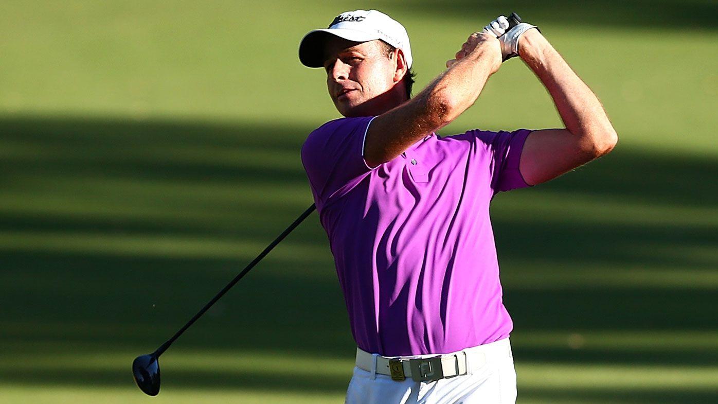 Australian Brett Rumford has won the inaugural World Super 6 in Perth. (Getty)