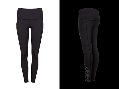 Lucent ice queen tights