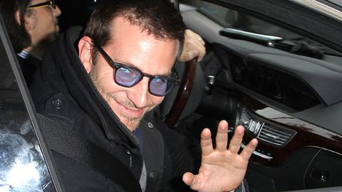 Who is 'sexiest man' Bradley Cooper shagging?