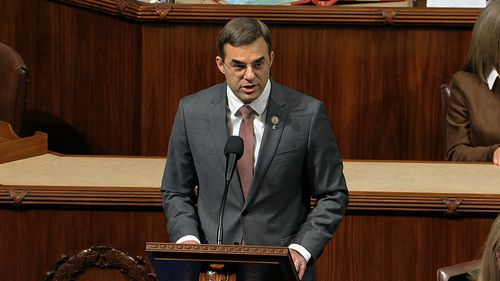 Justin Amash resigned from the Republican Party and voted to impeach Donald Trump.