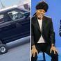 James Corden busted on camera not driving in Carpool Karaoke segment