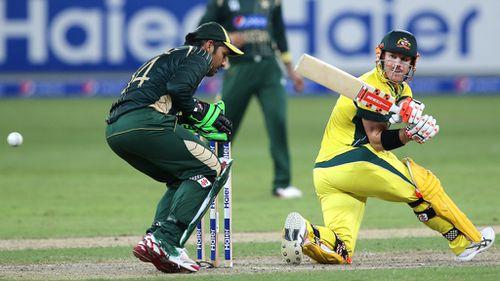 David Warner hits unbeaten 75 in first Test