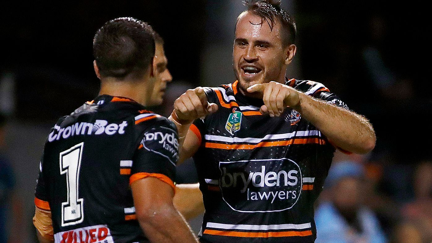 NRL Preview: Wests Tigers in for a tough year predicts Andrew Johns