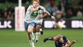 Bristling Blues thunder to emphatic opening over Rebels