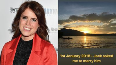 Princess Eugenie reflects on the year that was, December 2018