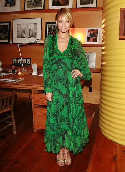 Nicole Richie at Teen Vogue's Amy Astley Dinner  in Los Angeles, April, 2006