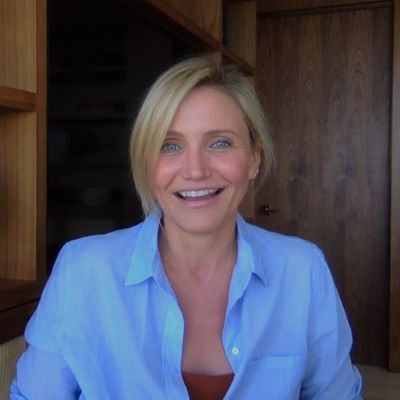 Cameron Diaz: Now